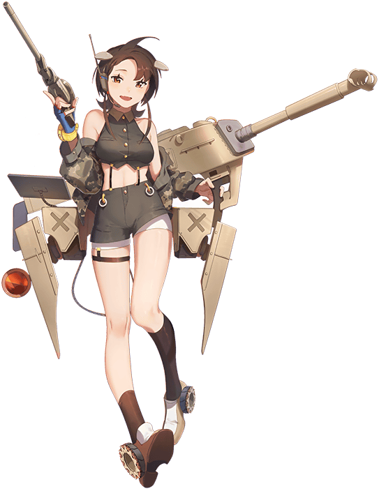 M48A3 (Gift Type) official artwork