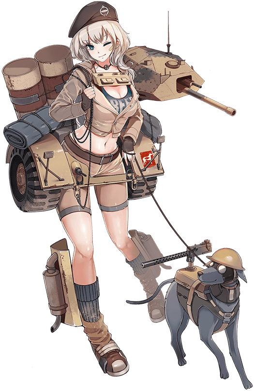 Staghound Mk-III official artwork