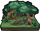 grass forest's icon