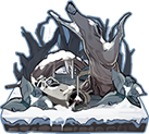 muddy snow forest's icon